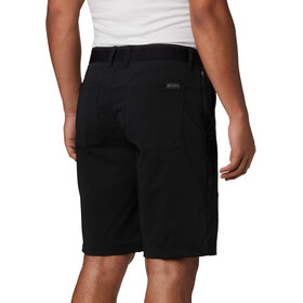 "Columbia Tech Trail 10"" Shorts Heren, zwart"